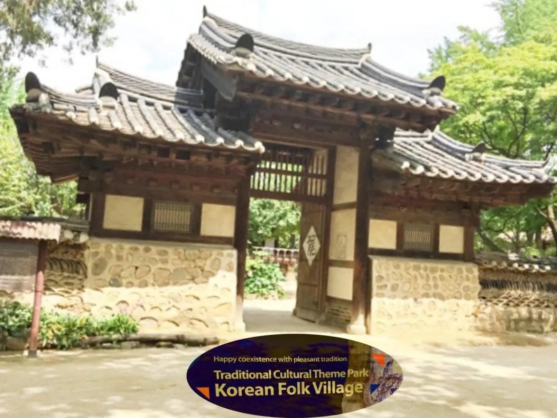 Korean Folk Village, Suwon