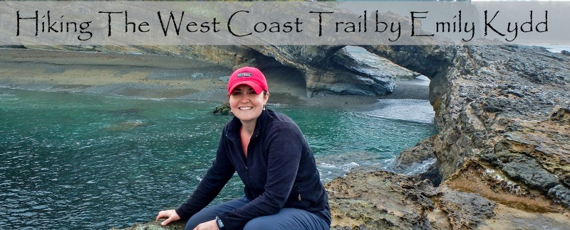 Emily Kydd, West Coast Trail, Vancouver, Canada