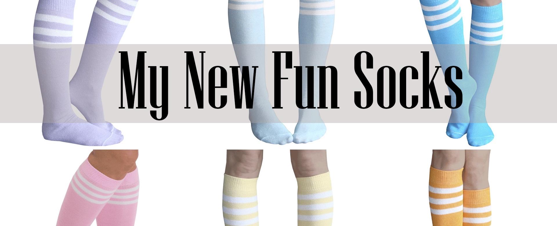 My New Fun Socks