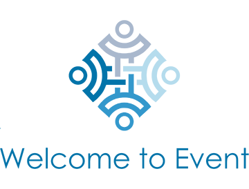 logo welcome to event