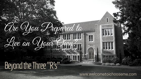 Are You Prepared to Live on Your Own in College?