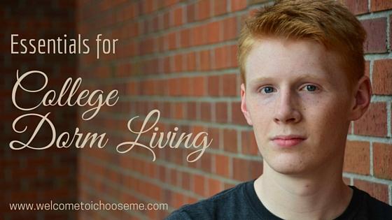 Essentials for College Dorm Living