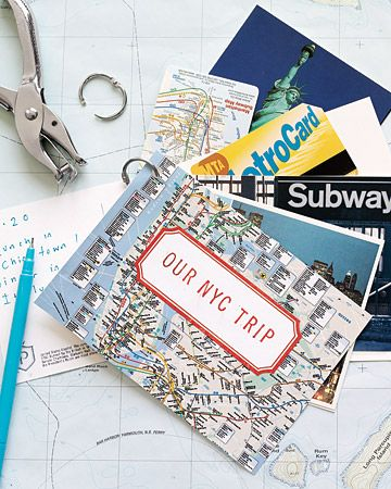 Use Journaled Postcards to Preserve Vacation Memories