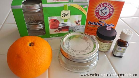 Natural Air Freshener Ingredients - I Choose Me