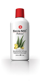 Skin MD Shielding Lotion Review And Giveaway