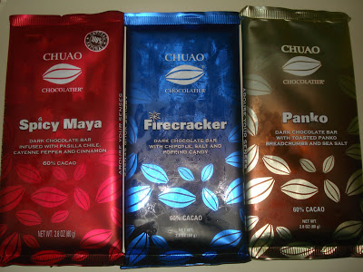 CHUAO CHOCOLATIER~ REVIEW AND GIVEAWAY
