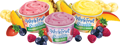Whole Fruit Smoothies~ Review & Giveaway