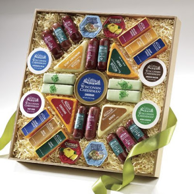 Wisconsincheesman~ The Big Show Food Gift Assortment Review & Giveaway