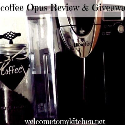How To Use The iCoffee Opus Review & Giveaway