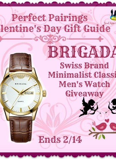 RIGADA Swiss Brand Minimalist Classic Men's Watch Giveaway