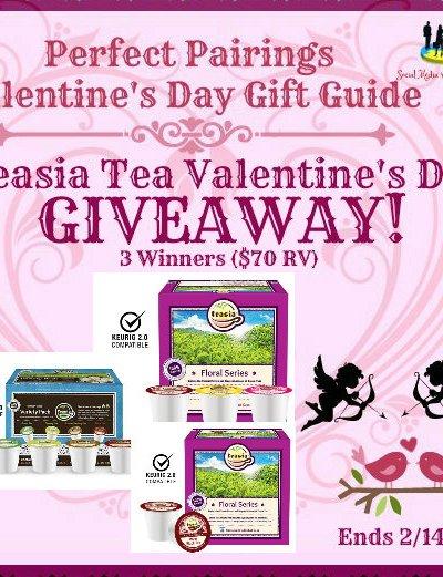 Teasia Tea Giveaway