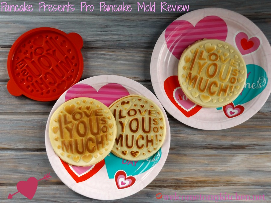 This is the Pancake Presents Pro Pancake Mold Review.