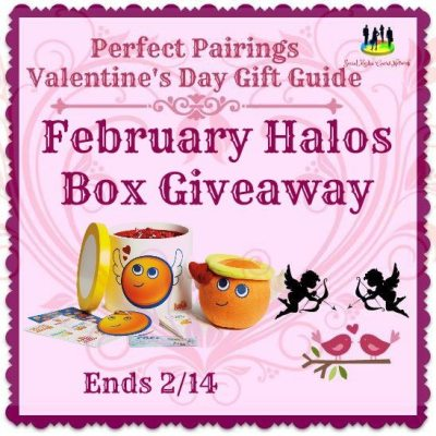 Enter To Win- February Halos Box Giveaway