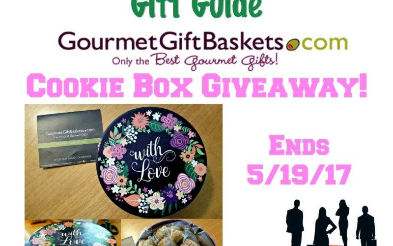 Welcome To The GourmetGiftBaskets.com Cookie Box Giveaway