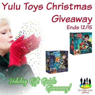 Yulu Toys Christmas Giveaway @SMGurusNetwork @yulutoys