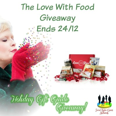 Love With Food Giveaway @SMGurusNetwork