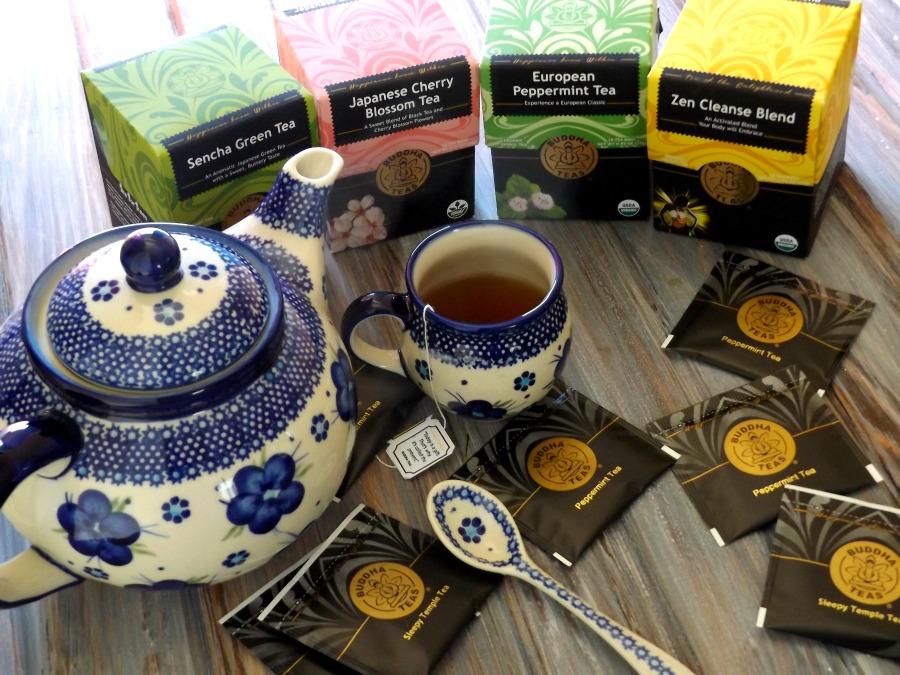 Buddah Tea Giveaway