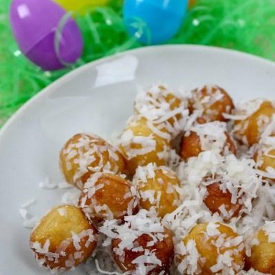 Bunny Tail Donuts
