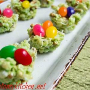 Spring/Easter Nests Recipe