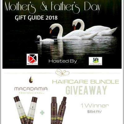 Macadamia Professional Haircare Bundle Giveaway @SMGurusNetwork