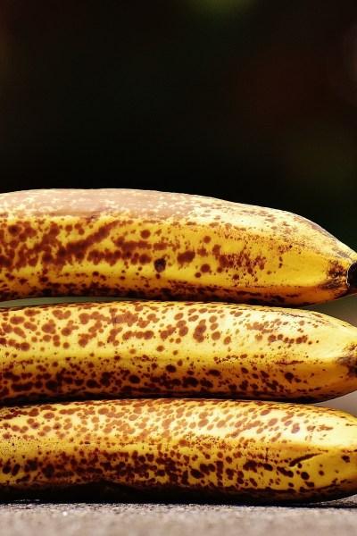 5 Easy Ways To Use Up Ripe Bananas