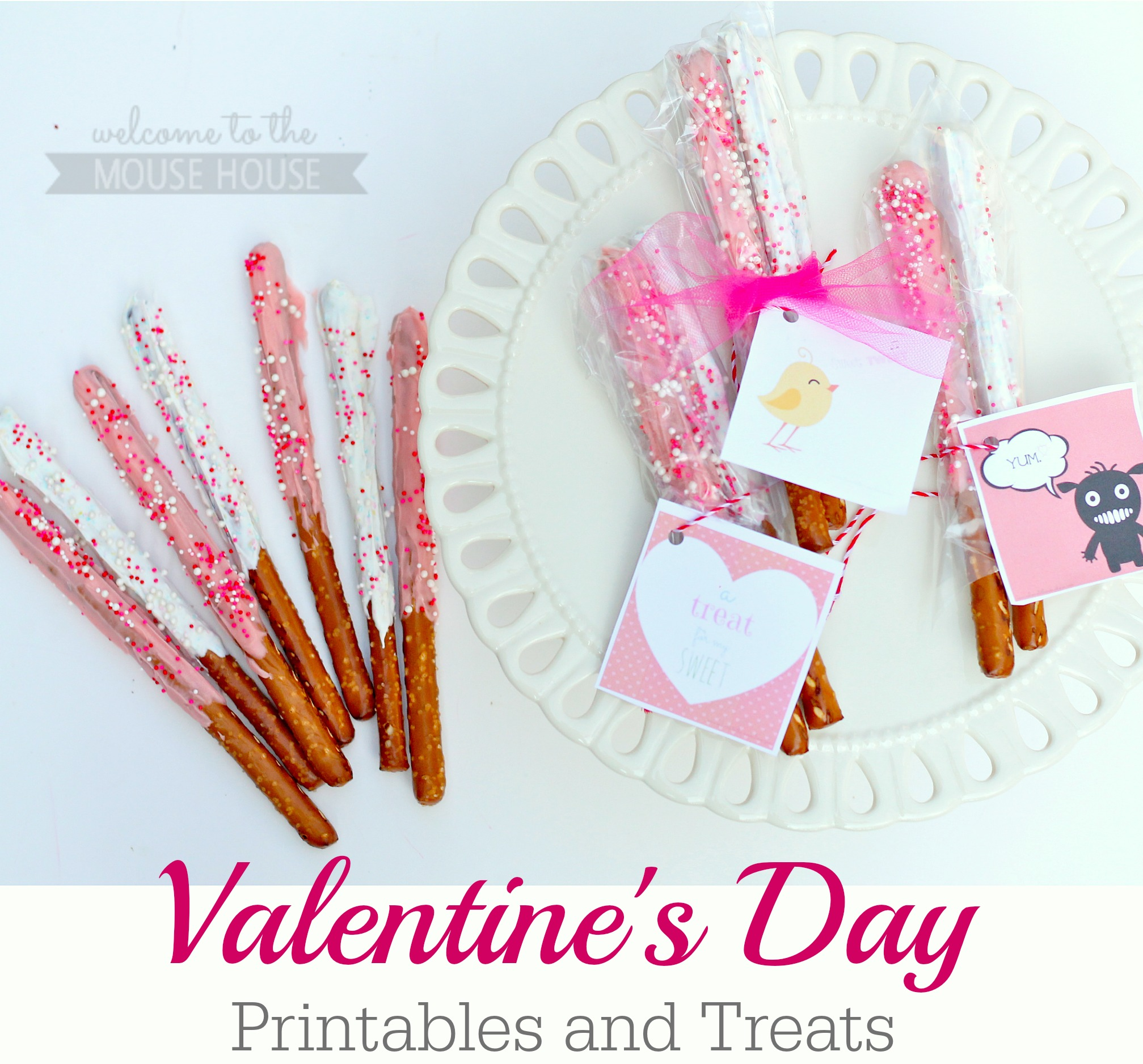 Free Printable Valentine S Day Tags