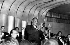 1940 Cootie Williams with the Duke Ellington Band at the Savoy Ballroom Source - Frank Driggs Collection, Corbis