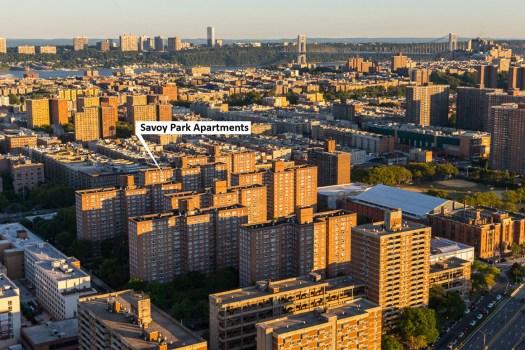 Savoy Park Aerial View
