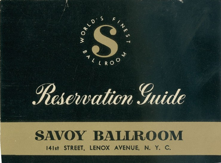 The Savoy Ballroom Reservation Guide