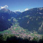 Mayrhofen-Zillertal-town