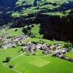 Stumm-in-Zillertal-village