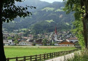 Fügen Zillertal- town