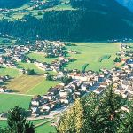Zell am ziller areal view