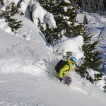 Hochzillertal Winter powder