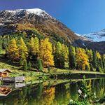 Natural-park-grieralm-lake