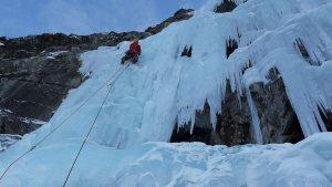 Eisklettern Zillertal