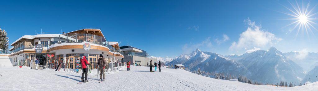 Après ski & restaurant Mayrhofen Bergrast