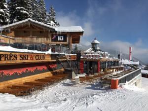 hannes apres ski Königsleiten