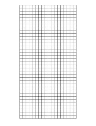 Weld Mesh Panel Ss304 2x2 10g 3ft X 6ft