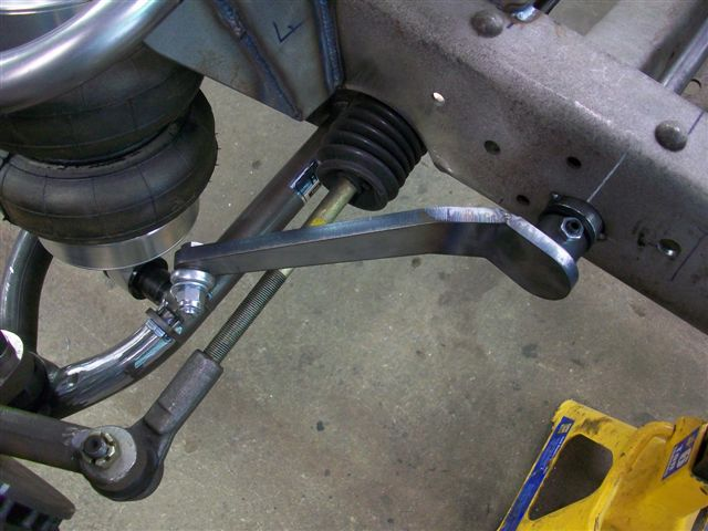 Mustang Ii Sway Bar Welder Series Inc