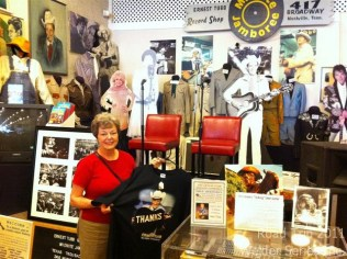 Ernest Tubb's Record Store in Nashville