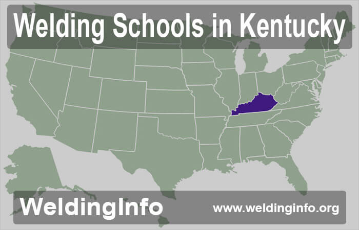welding schools in kentucky