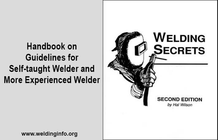 welding secrets by hal wilson