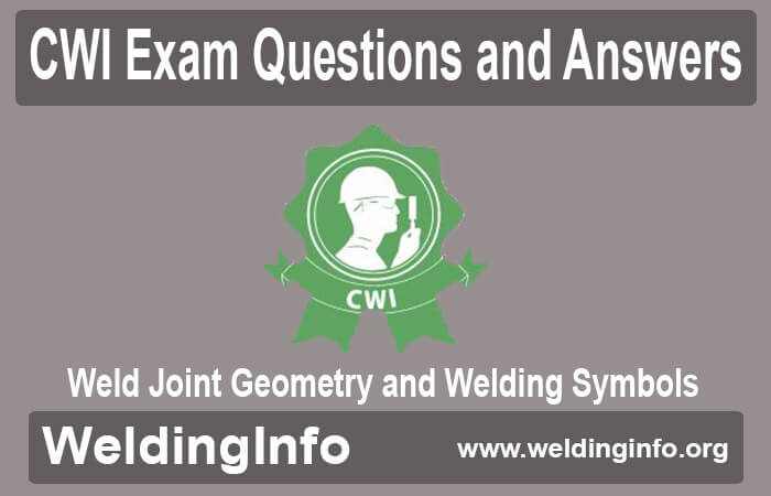 weld joint geometry