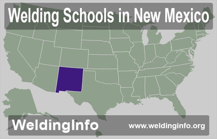 welding schools in new mexico