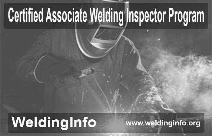 certified associate welding inspector