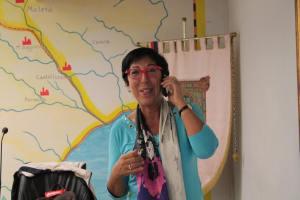 La Docente Avv. Caterina Malavenda