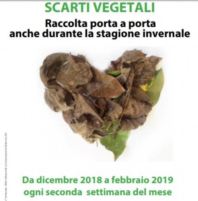 Cremona Scarti Vegetali Raccolta Porta A Porta Anche