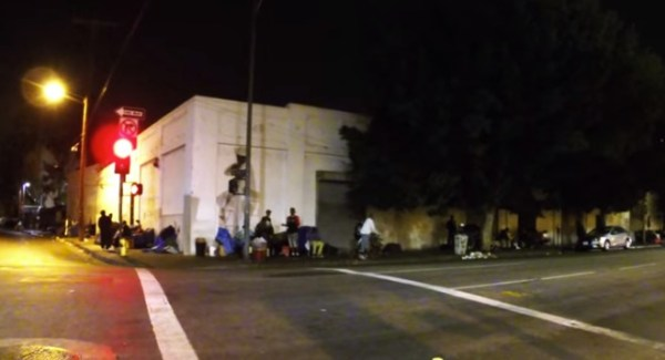 This is Why You Don't Just Fly a Drone in Skid Row in the ...