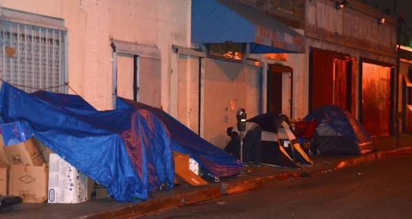 Airbnb Ad Offers 'Urban Camping' (aka a Tent on Skid Row ...